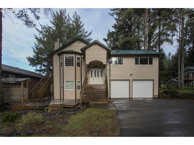 316 N Chinook, Cannon Beach, OR 97110 (MLS #20077612) :: Gustavo Group