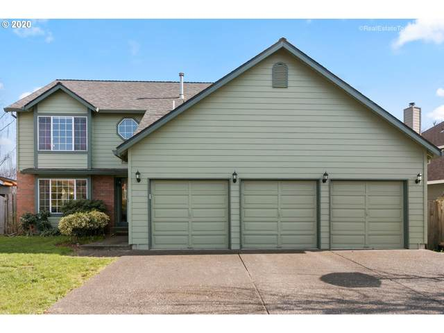 17500 NW Fieldstone Dr, Beaverton, OR 97006 (MLS #20078108) :: Next Home Realty Connection