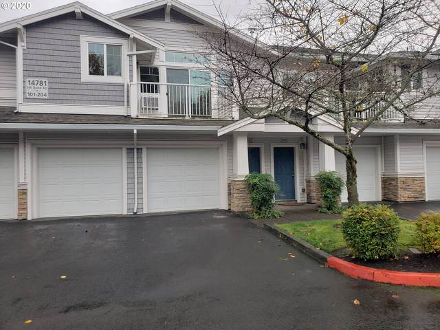 14781 SW Beard Rd #202, Beaverton, OR 97007 (MLS #20078841) :: Premiere Property Group LLC