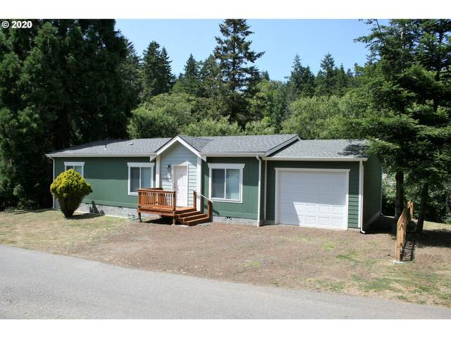 94471 Riley Creek Way, Gold Beach, OR 97444 (MLS #20079234) :: Beach Loop Realty