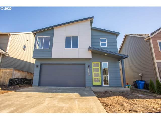 5509 NE 61ST Ct, Vancouver, WA 98661 (MLS #20079788) :: Song Real Estate