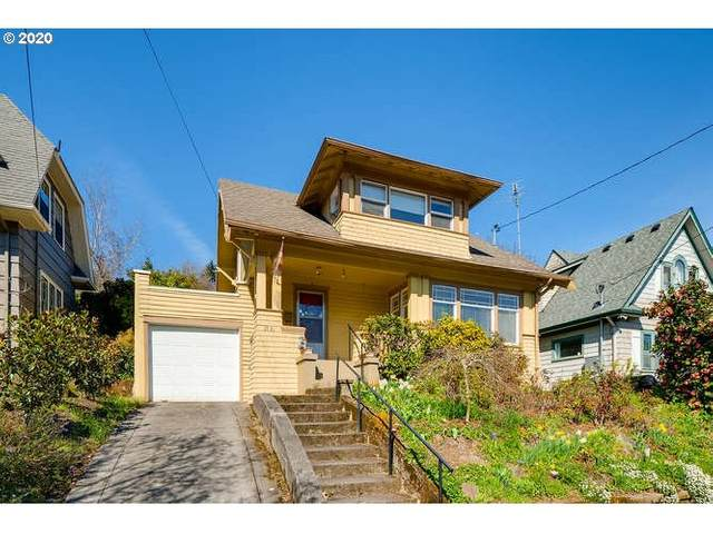 3731 E Burnside St, Portland, OR 97214 (MLS #20080127) :: McKillion Real Estate Group