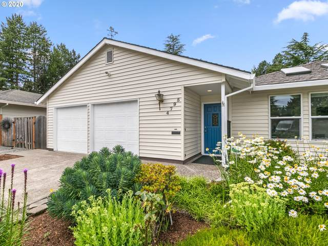 4795 NW Shaniko Ct, Portland, OR 97229 (MLS #20080176) :: Fox Real Estate Group
