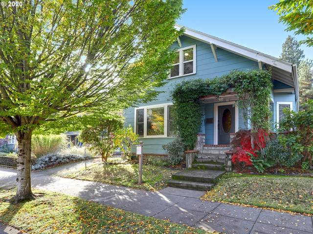 5311 SE 41st Ave, Portland, OR 97202 (MLS #20080982) :: Townsend Jarvis Group Real Estate