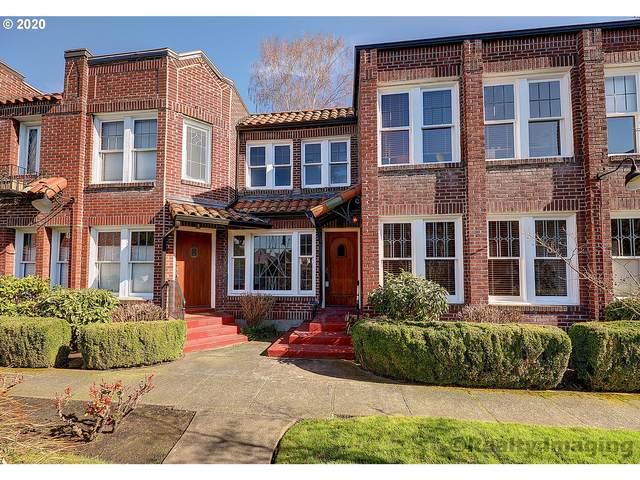 4353 NE Halsey St #6, Portland, OR 97213 (MLS #20081225) :: Homehelper Consultants