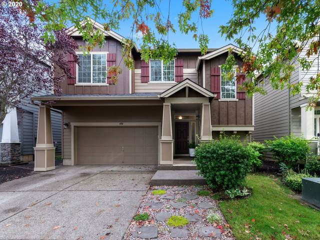 408 N Oak Leaf St, Newberg, OR 97132 (MLS #20081340) :: McKillion Real Estate Group