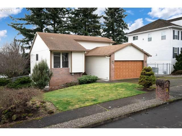 570 NE 24TH St, Gresham, OR 97030 (MLS #20081560) :: Real Tour Property Group