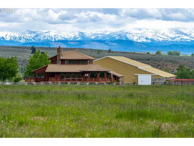 49737 Miller Rd, North Powder, OR 97867 (MLS #20081637) :: Duncan Real Estate Group