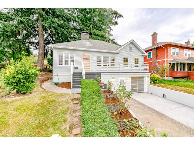 3842 SE Clinton St, Portland, OR 97202 (MLS #20082634) :: Holdhusen Real Estate Group