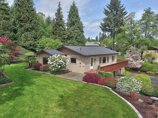 52921 NW Ej Smith Rd, Scappoose, OR 97056 (MLS #20083330) :: Premiere Property Group LLC