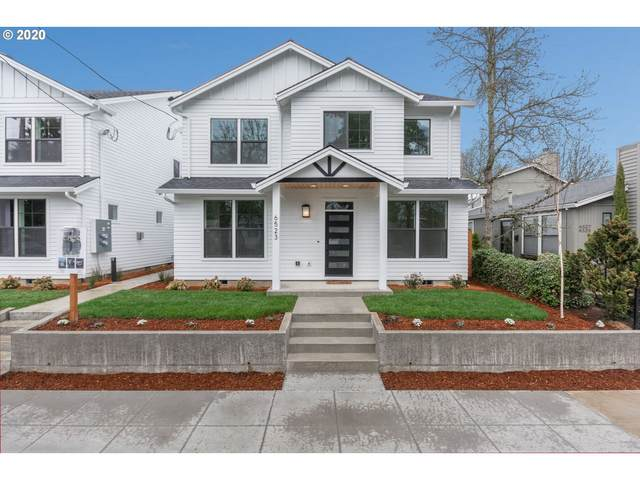 6523 SE Woodstock Blvd A, Portland, OR 97206 (MLS #20083795) :: McKillion Real Estate Group