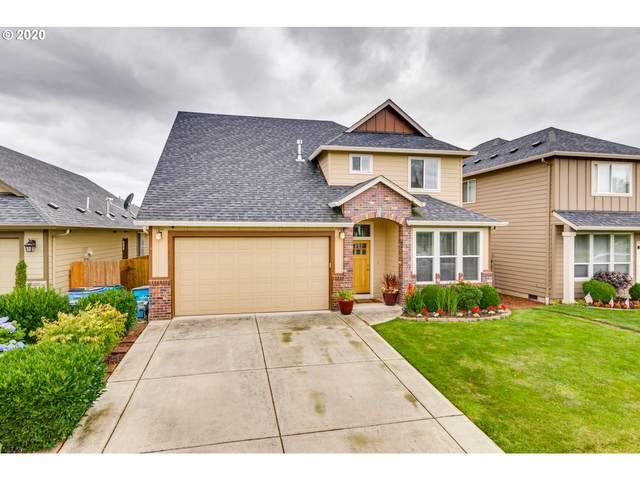 10604 NE 112TH Pl, Vancouver, WA 98662 (MLS #20084068) :: Cano Real Estate