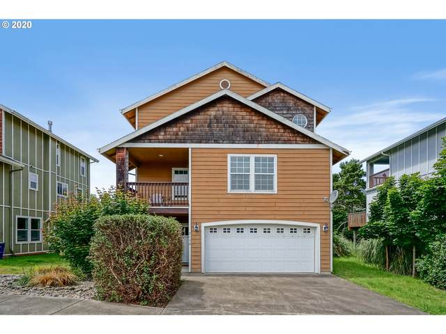 2138 NW Mast Ave, Lincoln City, OR 97367 (MLS #20084121) :: Fox Real Estate Group