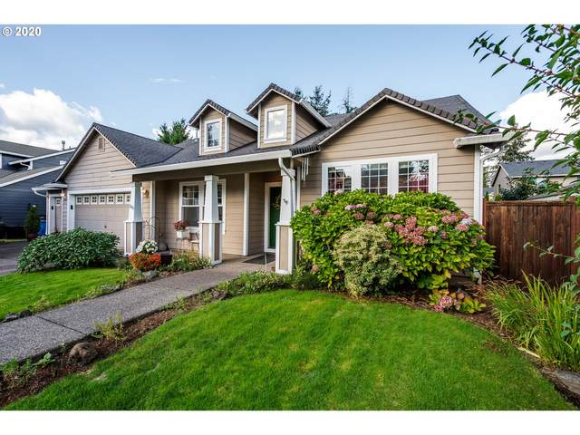 2414 NW 125TH St, Vancouver, WA 98685 (MLS #20085130) :: Fox Real Estate Group