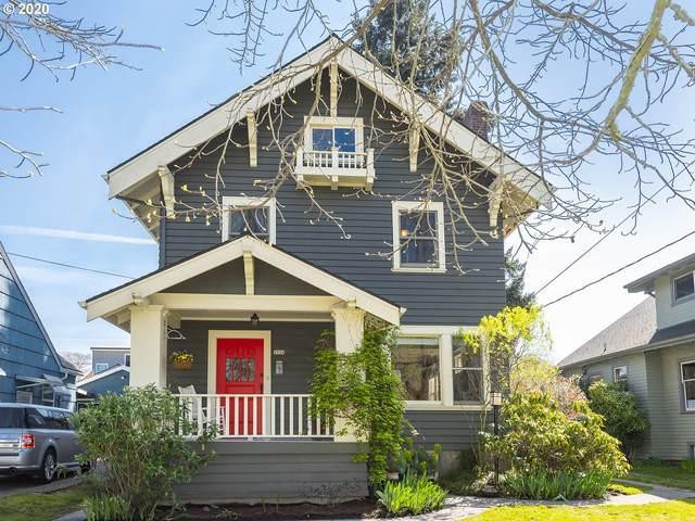 2528 NE 60TH Ave, Portland, OR 97213 (MLS #20085144) :: Homehelper Consultants
