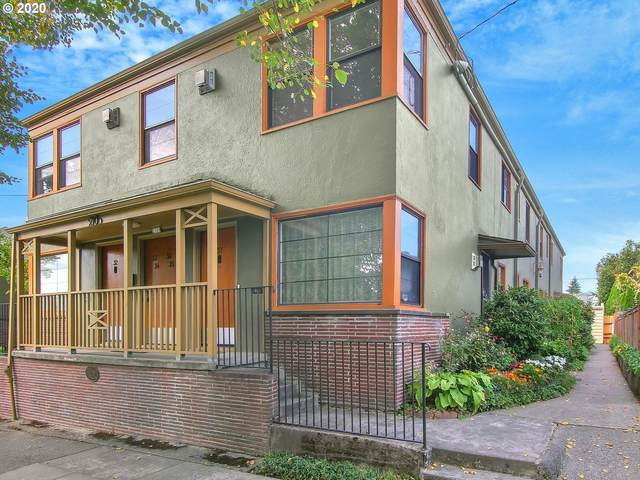 2105 SE Caruthers St #36, Portland, OR 97214 (MLS #20085177) :: The Liu Group