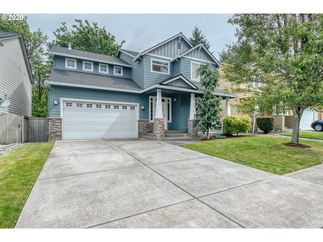 104 NW 153RD St, Vancouver, WA 98685 (MLS #20087704) :: Change Realty