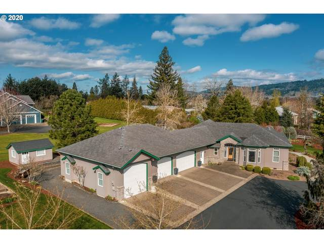 875 NE Chehalem Dr, Newberg, OR 97132 (MLS #20087774) :: Townsend Jarvis Group Real Estate