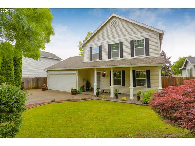 3515 N Burlington Dr, Newberg, OR 97132 (MLS #20088261) :: Fox Real Estate Group
