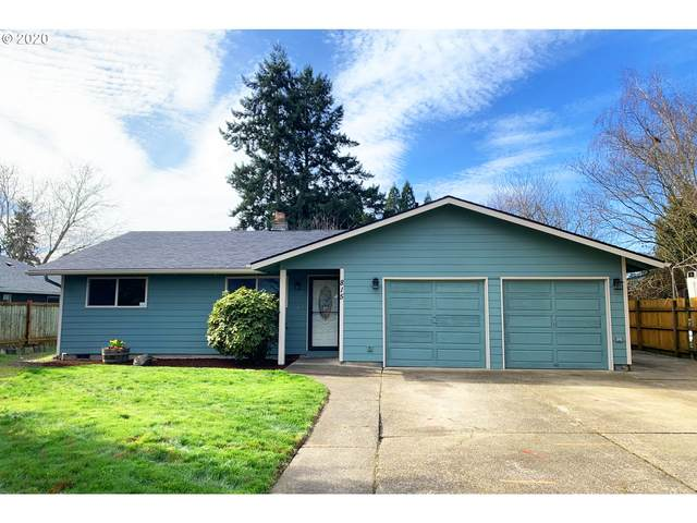 815 Marie Ave, Newberg, OR 97132 (MLS #20088414) :: Change Realty