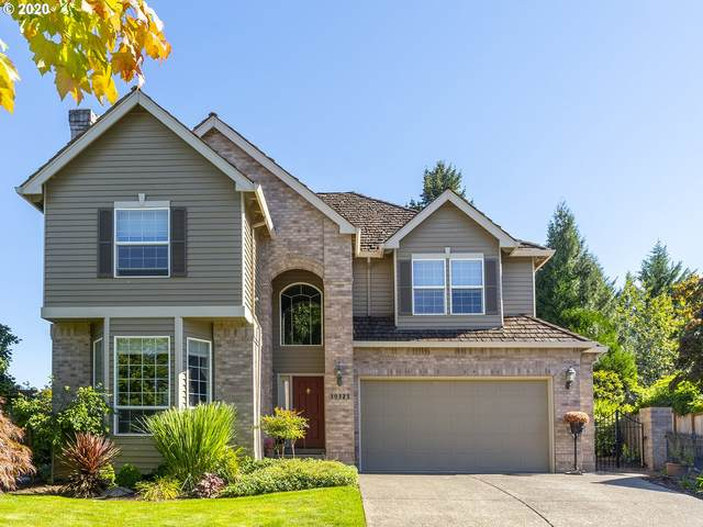 10125 SW Luster Ct, Tualatin, OR 97062 (MLS #20088666) :: Premiere Property Group LLC