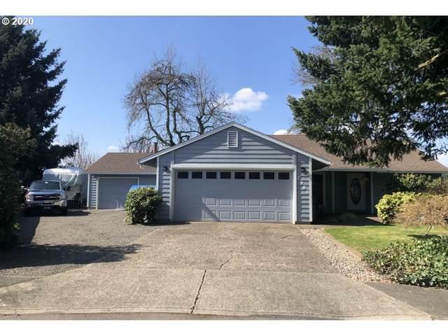 7965 SW Tennis Ct, Wilsonville, OR 97070 (MLS #20088849) :: Townsend Jarvis Group Real Estate