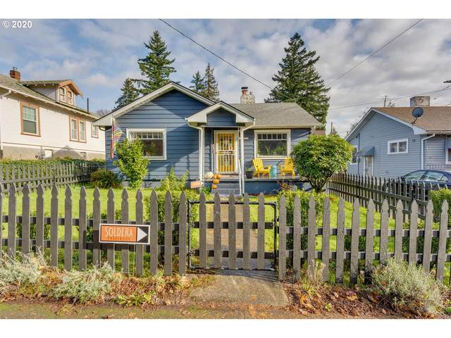 5224 SE 92ND Ave, Portland, OR 97266 (MLS #20088956) :: Duncan Real Estate Group