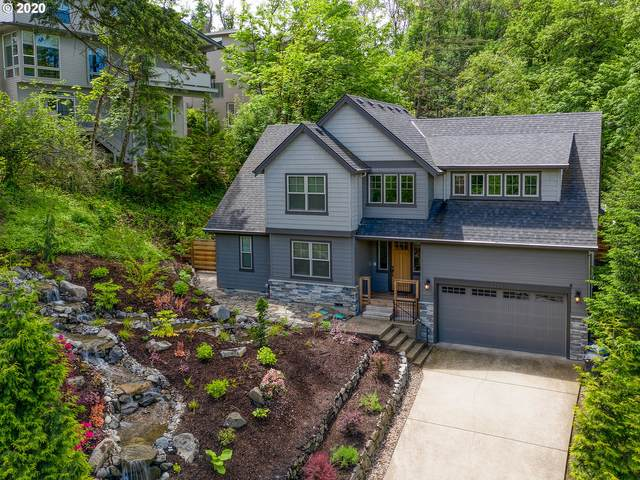 12241 SW 13TH Ct, Portland, OR 97219 (MLS #20089042) :: Gustavo Group