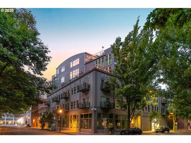 725 NW Flanders St #402, Portland, OR 97209 (MLS #20089171) :: Song Real Estate