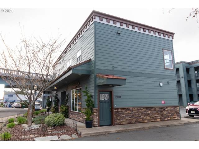 1220 Bay St #200, Florence, OR 97439 (MLS #20089201) :: Gustavo Group
