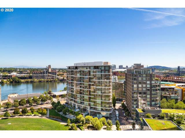 949 NW Overton St #1510, Portland, OR 97209 (MLS #20089839) :: The Liu Group