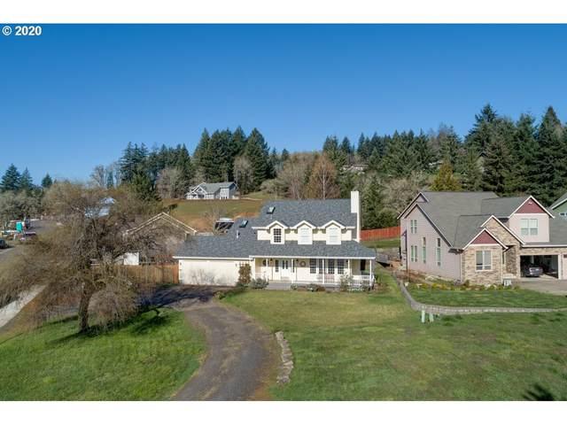 881 Quail Glenn Dr, Philomath, OR 97370 (MLS #20090052) :: McKillion Real Estate Group