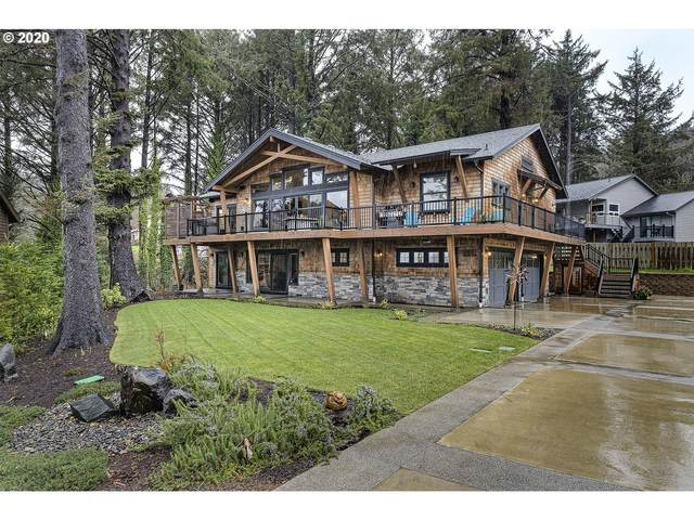 136 Amber Ln, Cannon Beach, OR 97110 (MLS #20090580) :: Townsend Jarvis Group Real Estate