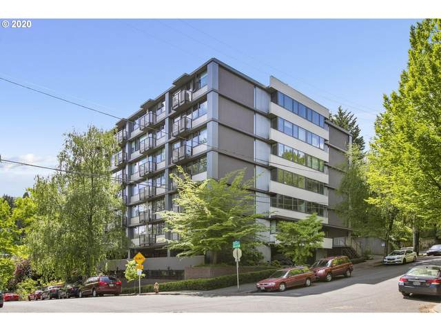 2020 SW Main St #601, Portland, OR 97205 (MLS #20090582) :: Fox Real Estate Group