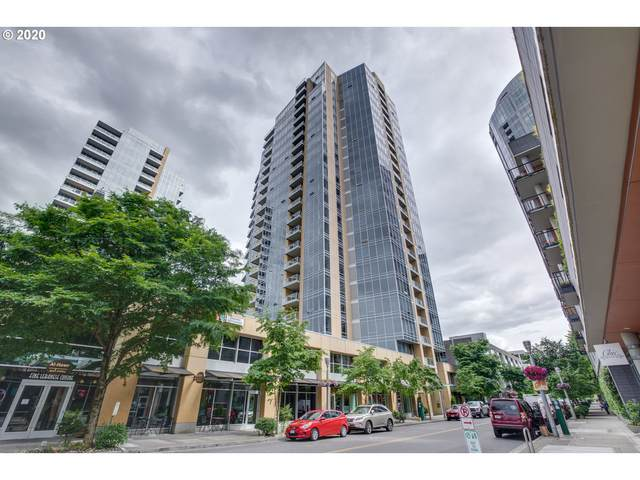 3570 SW River Pkwy #2207, Portland, OR 97239 (MLS #20091545) :: Next Home Realty Connection