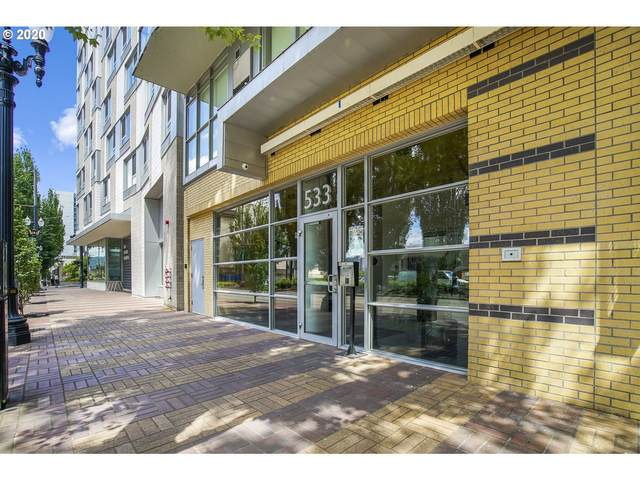 533 NE Holladay St #301, Portland, OR 97232 (MLS #20092094) :: Holdhusen Real Estate Group