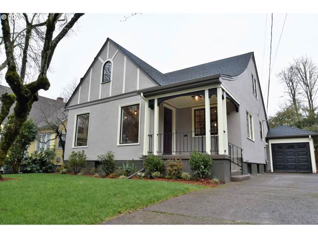 3825 SE Carlton St, Portland, OR 97202 (MLS #20092132) :: Next Home Realty Connection