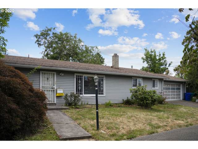 8035 N Dwight Ave, Portland, OR 97203 (MLS #20092223) :: Song Real Estate