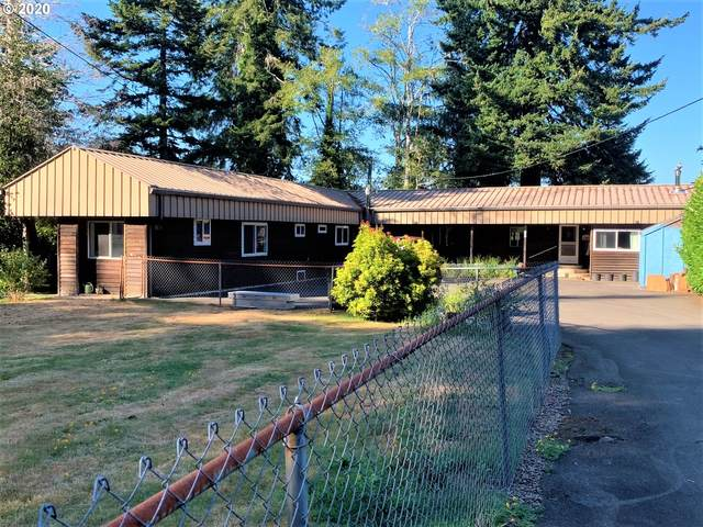88 Camp 12 Riverside Ln, Siletz, OR 97380 (MLS #20092716) :: The Galand Haas Real Estate Team