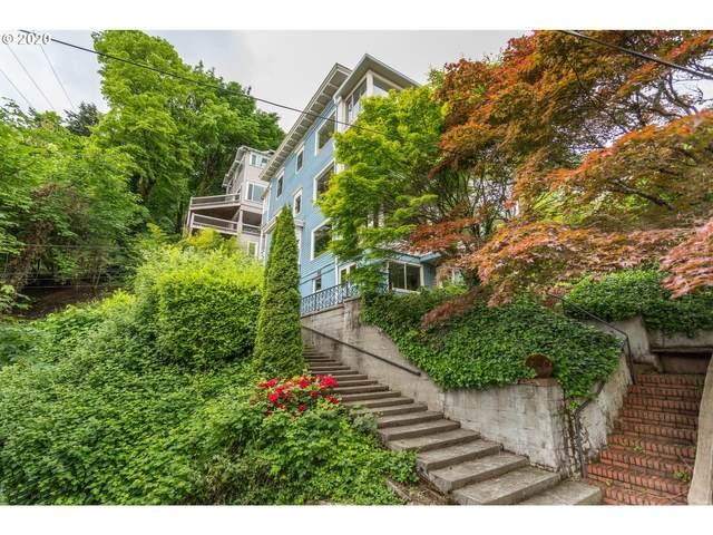 1535 SW Upper Hall St, Portland, OR 97201 (MLS #20093045) :: Holdhusen Real Estate Group