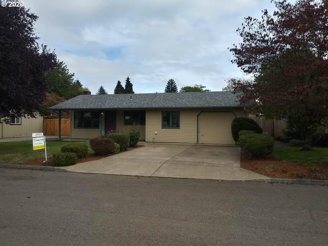 1400 N Manzanita St, Canby, OR 97013 (MLS #20093381) :: Fox Real Estate Group