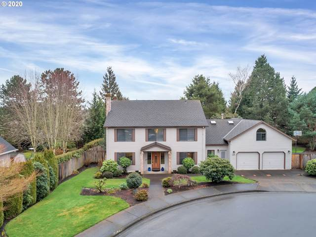 14812 NW Joseph Ct, Portland, OR 97229 (MLS #20094022) :: Next Home Realty Connection