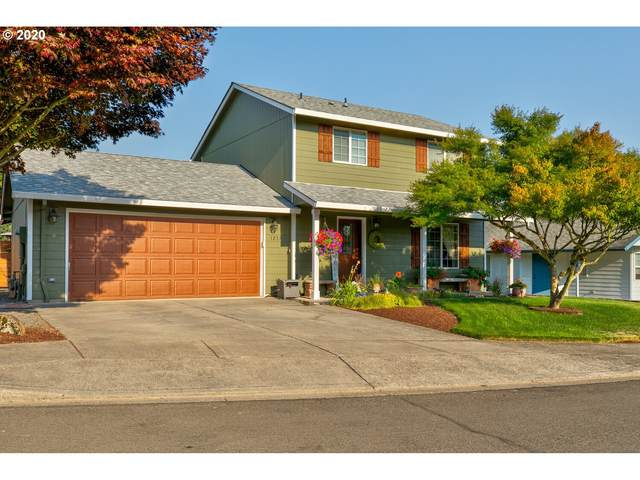 1233 SW Fir Ct, Dundee, OR 97115 (MLS #20094456) :: Premiere Property Group LLC