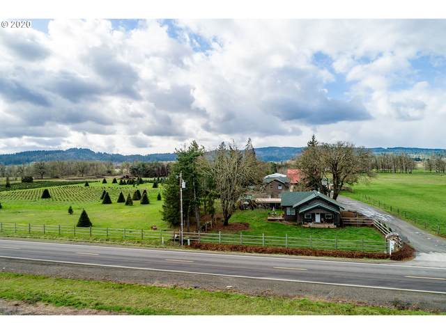 82232 Hwy 99, Creswell, OR 97426 (MLS #20095603) :: Duncan Real Estate Group