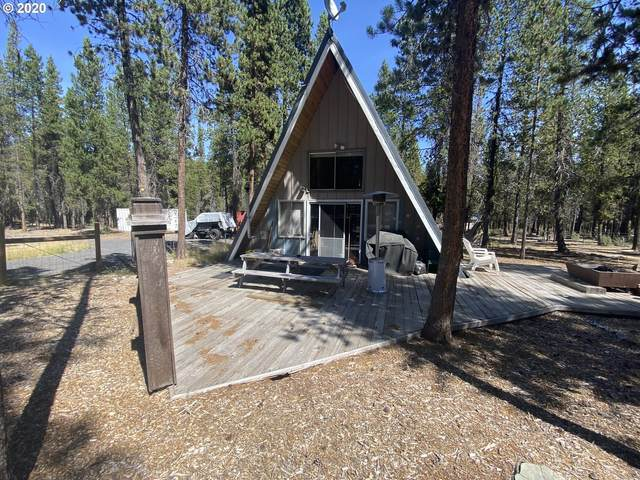 140029 Bearskin Rd, Crescent Lake, OR 97733 (MLS #20095667) :: The Galand Haas Real Estate Team
