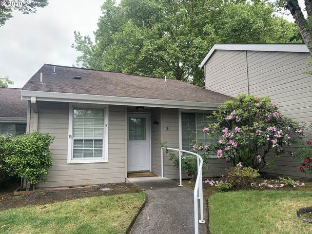 13775 SW Scholls Ferry Rd #18, Beaverton, OR 97008 (MLS #20095886) :: Next Home Realty Connection