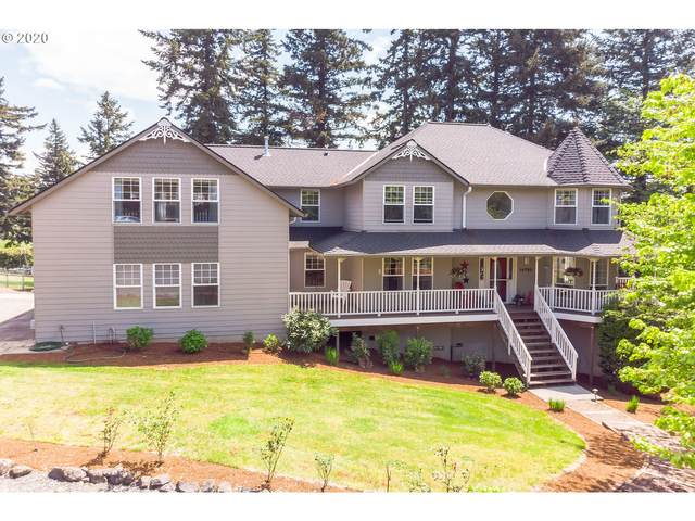 14795 SE Old Barn Ln, Damascus, OR 97089 (MLS #20095964) :: Townsend Jarvis Group Real Estate