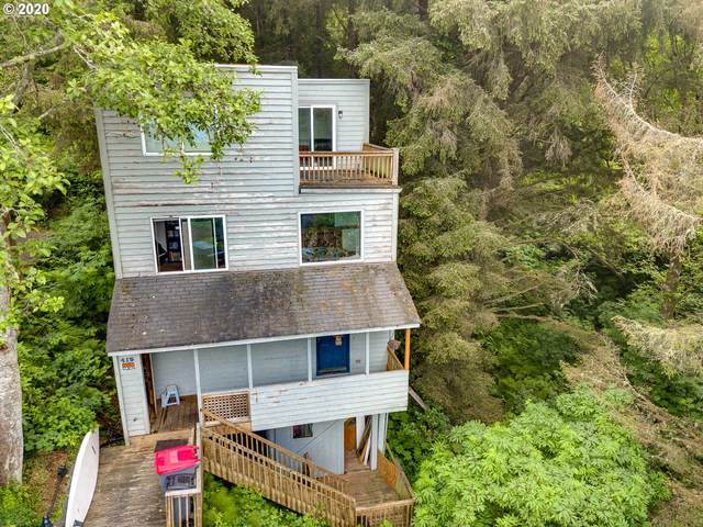 415 Chilkoot Trail, Cannon Beach, OR 97110 (MLS #20095996) :: Change Realty
