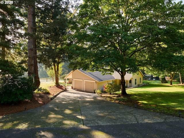 15000 SW Broken Fir Rd, Sherwood, OR 97140 (MLS #20096320) :: Matin Real Estate Group