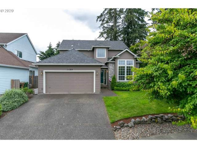 11380 SW Apalachee St, Tualatin, OR 97062 (MLS #20097723) :: Holdhusen Real Estate Group